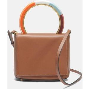 Marni Pannier flap bag